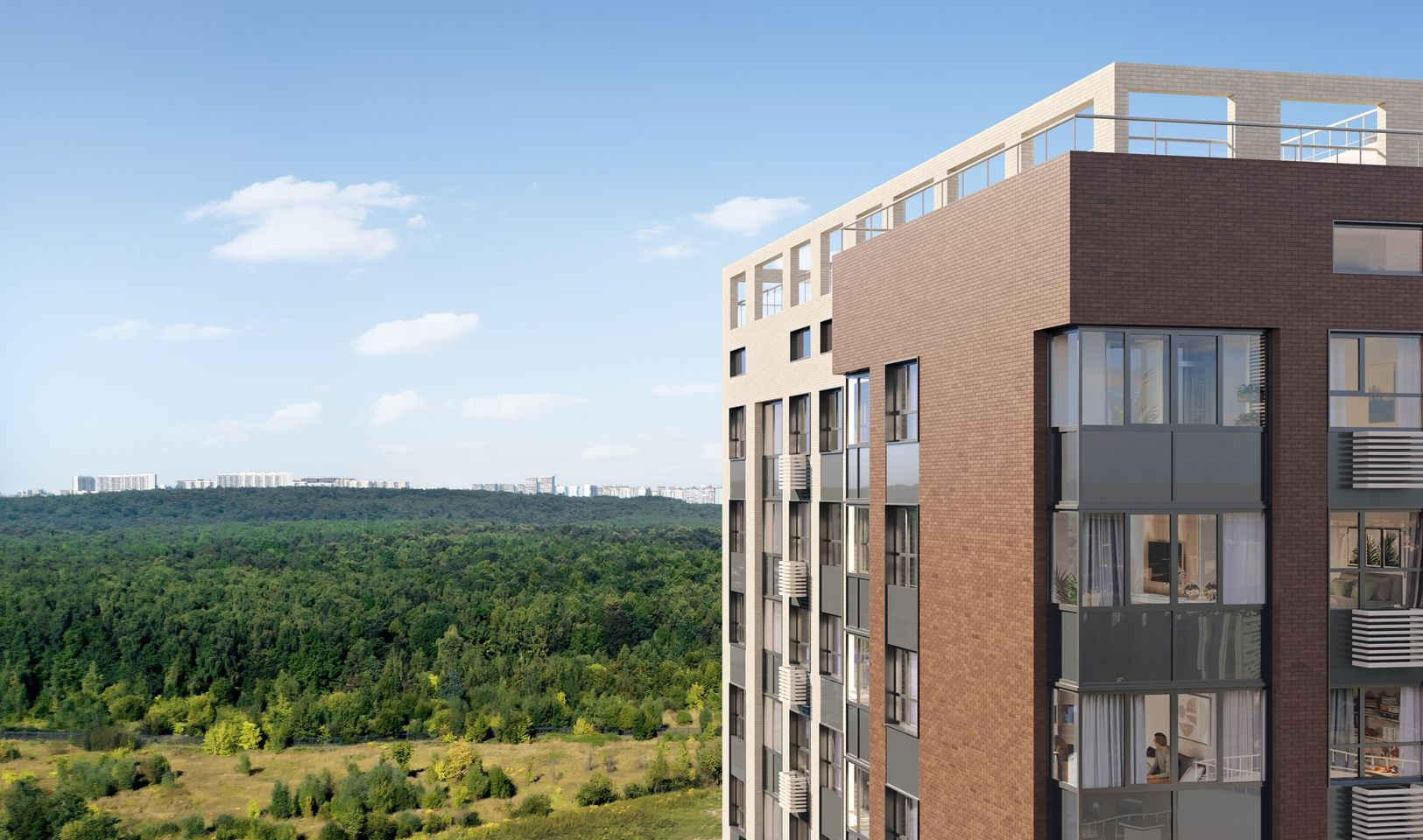 Встоличном районе Южное Чертаново построят три многоквартирных дома