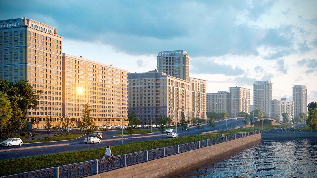 Вновом корпусе «Цивилизации наНеве» открылись продажи квартир