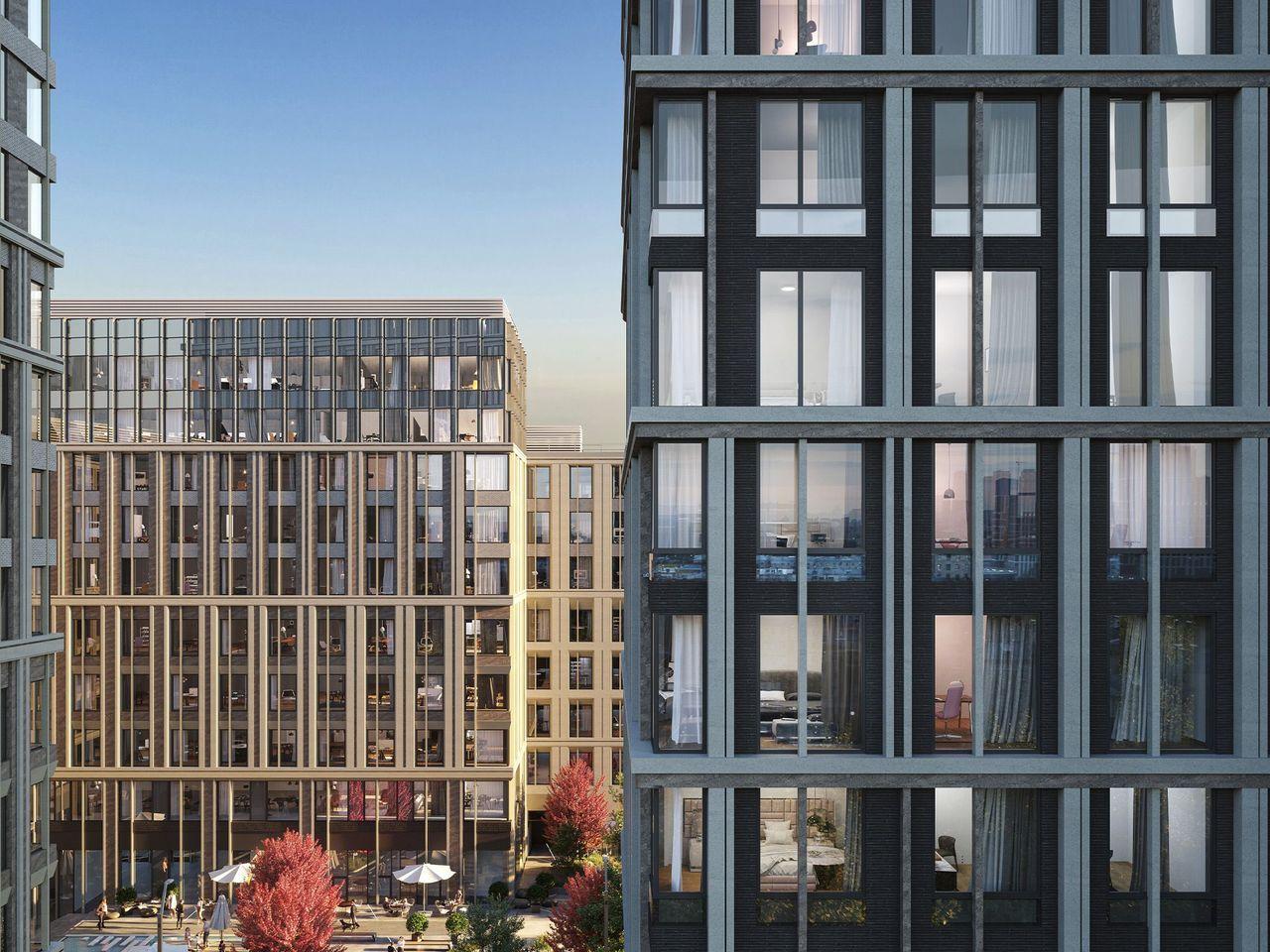 MR Group выводит нарынок новый пул апартаментов вэлитном комплексе